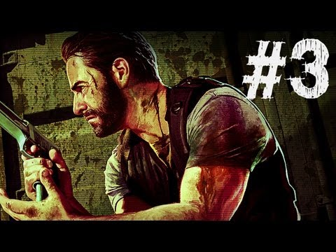 Max Payne 3 - Gameplay Walkthrough - Part 3 - DRUNKEN AIR RESCUE (Xbox 360/PS3/PC) [HD]