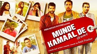 MUNDE KAMAAL DE - Official Trailer    Amrinder Gill    Yuvraj Hans    Binnu Dhillon