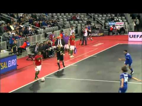Ricardinho Great Goal | UEFA Futsal Euro 2012