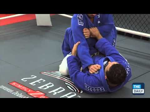 Self-defense with Brazilian Jiu-Jitsu legend Renzo Gracie