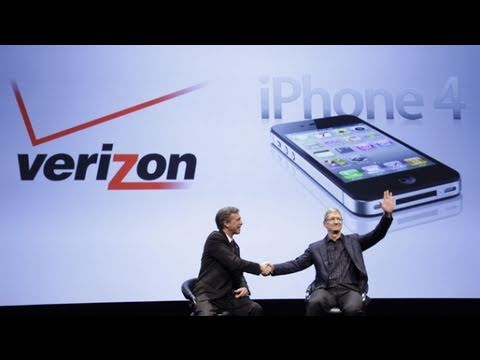 Verizon Wireless to release iPhone
