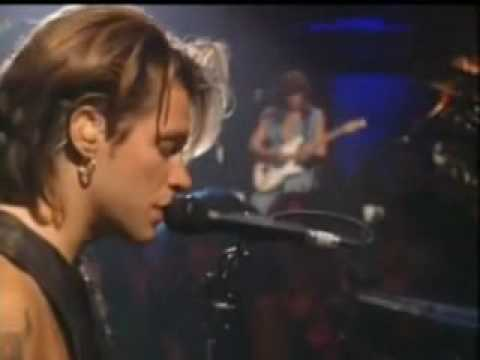 Bon Jovi - Bed Of Roses (Acoustic) Best Quality