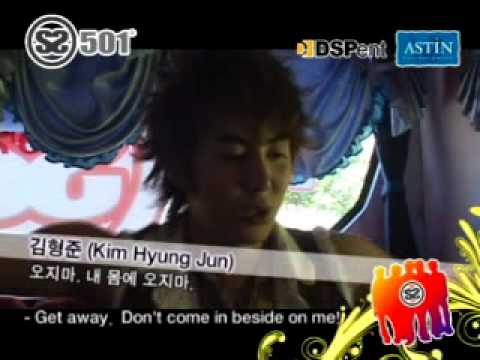 SS501 Summer Holiday in Thailand Part 1