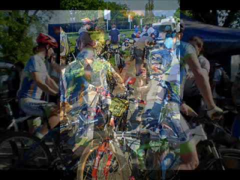 VIDEOCLIP Prima Evadare, concurs de ciclism cross country