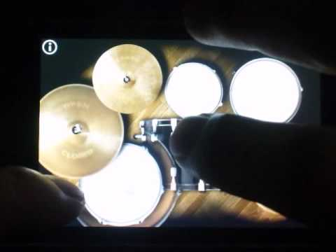 Drum Meister 2 - Ultimate Drum Application for iPhone