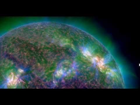 Multiple M-Class Solar Flares & Solar Watch 9th March