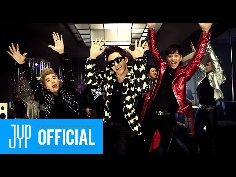 [M/V] 2PM HANDS UP from HANDS UP