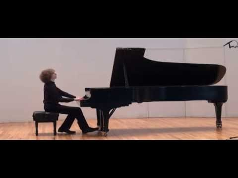 Mazurka in A Minor, op. 67, no. 4 - Frederic Chopin - Played by Michael Davidman