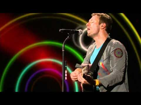 Coldplay - Charlie Brown (UNSTAGED)