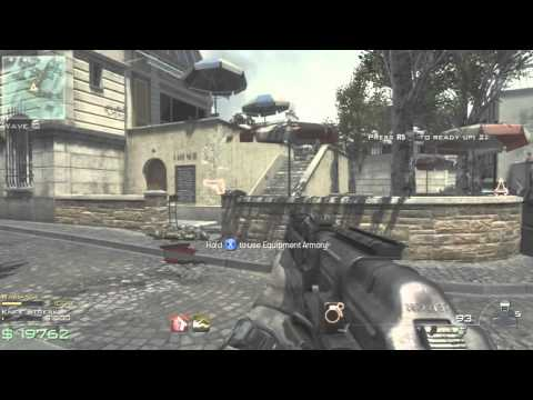 Mw3 Survival | *Resistance* | Syndicate Gameplay/Commentary | Attempt 1