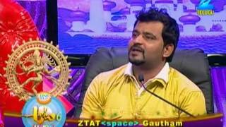 AATA 6 Juniors Show on 17-09-2012 (Sep-17) Zee Telugu TV