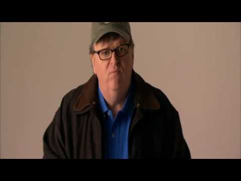 'Save our CEOs' Teaser for Michael Moore's New Film Hits Theaters!