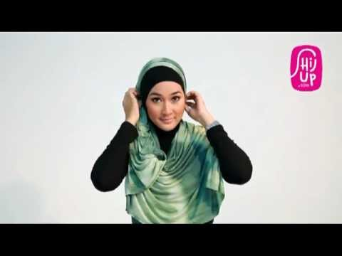 Hijab Style Tutorial 5 by HijUp.com