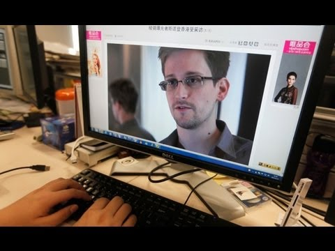 "Glenn Greenwald: As Obama Makes ""False"" Spy Claims, Snowden Risks Life to Spark NSA Debate 2/2"