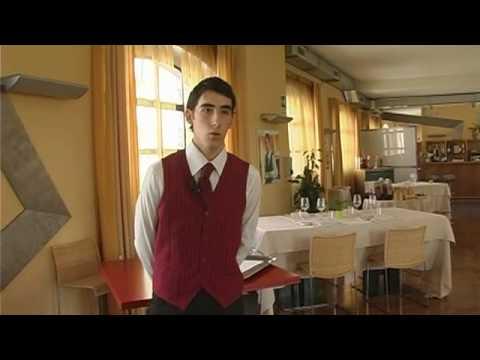 Alessandro al ristorante