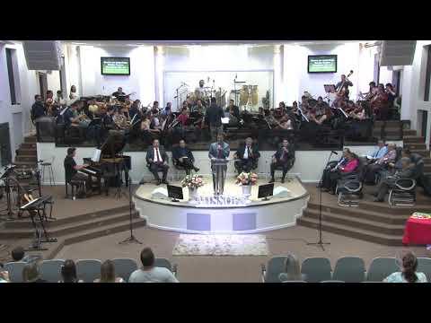 Orquestra Sinfônica Celebração - Harpa Cristã   Nº 127   O Senhor da ceifa chama - 18 03 2018