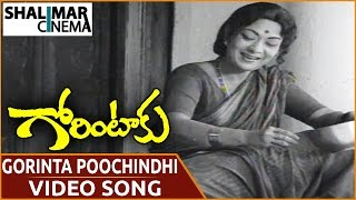 Gorinta Poochindhi Video Song - Gorintaku