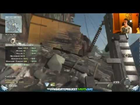 Mw3: Syndicate's 10th Prestige Livestream *Footage*