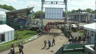 Royal Windsor Horse Show 2012 In Partnership With Land Rover