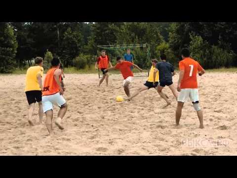 Пляжный футбол-2015