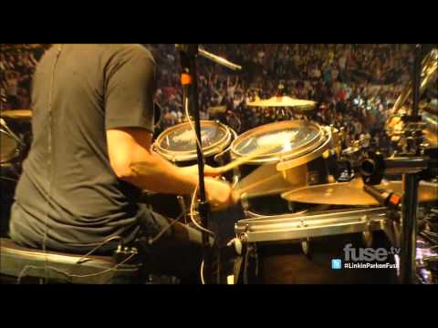 Linkin Park - Bleed It Out live @ Madison Square Garden New York 2011