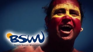 Euro Beach Soccer League Superfinal Torredembarra 2013 - Best Bits