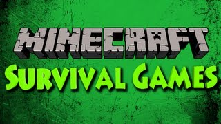 Minecraft: Hunger Games Survival w/ TheCampingRusher, NoahCraftFTW & Shadow - Match 36