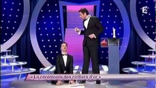 GARNIER ET SENTOU - La ceremonie des colliers d'or