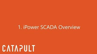 iPower SCADA Overview