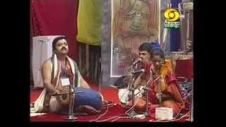 'Bhogindra Shayinam', Raga Kuntalavarali, Maharaja Swati Tirunal