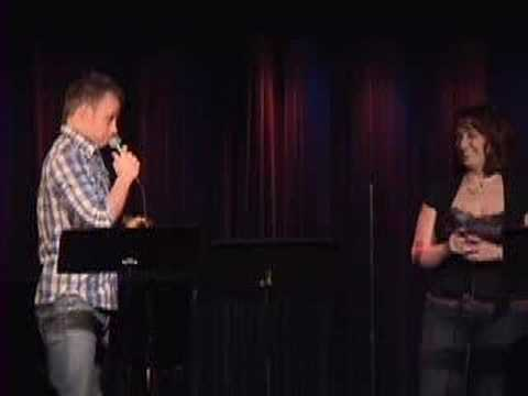 Marty Thomas & Jenn Furman - Make You Mine (Bobby Cronin)