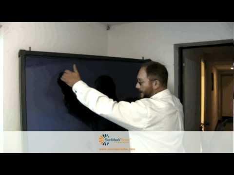 TitanPower-AL2 Solar Thermal Flat Plate Collector