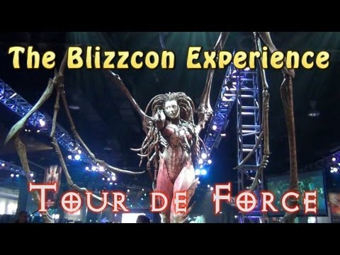 The Blizzcon Experience (Blizzcon 2011 Tour de Force)