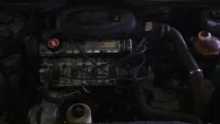 ДВС (Двигатель) Renault 19 Артикул 900037494 - Видео