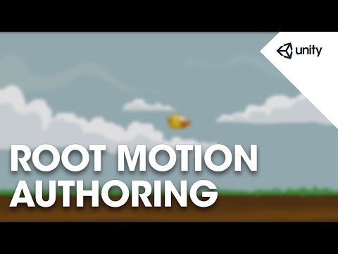 Unity 5 - Root Motion Authoring