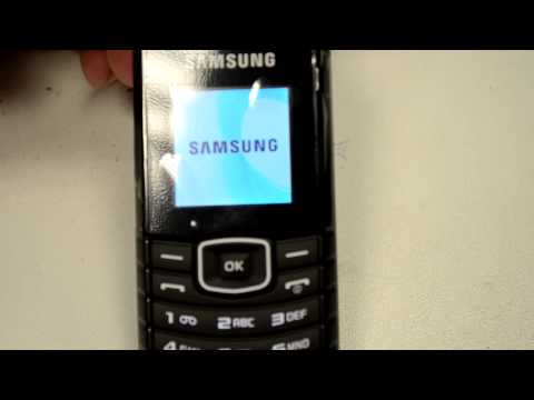 master reset code for all samsung mobile phones