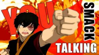 Don' t Call Zuko Whack....Yeah Just Don't 8D