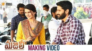 Majili Movie Making Video