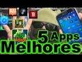 #072 - Os 5 melhores aplicativos para Android - #A19-105