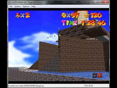 Super Mario 64 Video Quiz 2 - Level 2, Task 10