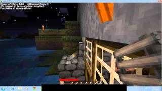 minecraft, como hacer escaleras