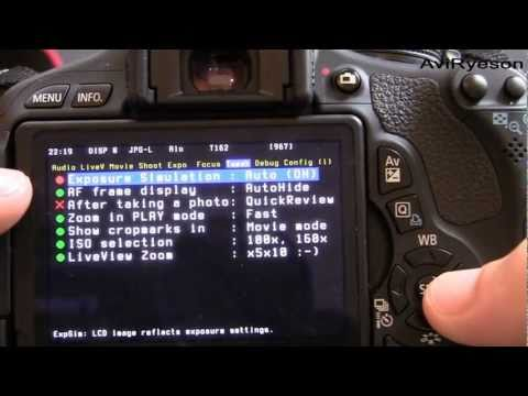Magic Lantern Installation - for dummies (500D - T2i/550D - T3i/ 600D - 60D)