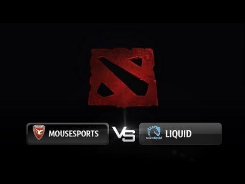 The Endless Defense - mouz vs Liquid @ The Defense 3