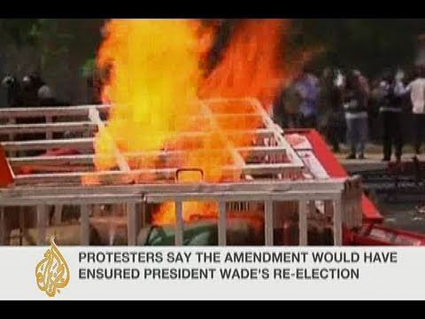 Senegal constitution change sparks protests