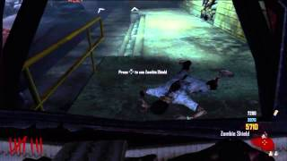 Black Ops 2 Zombie Glitches: New Pile Up Spot Godmode Glitch On Tranzit Mode
