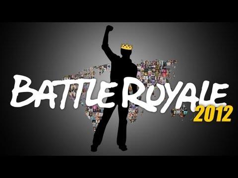 Battle Royale 2012 Trailer