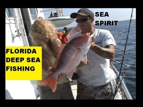 FLORIDA DEEP SEA FISHING