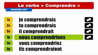 how to conjugate the verb rencontre in french