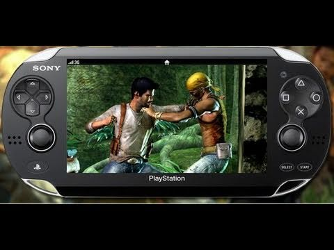 Uncharted: Golden Abyss NGP - Technology Integration