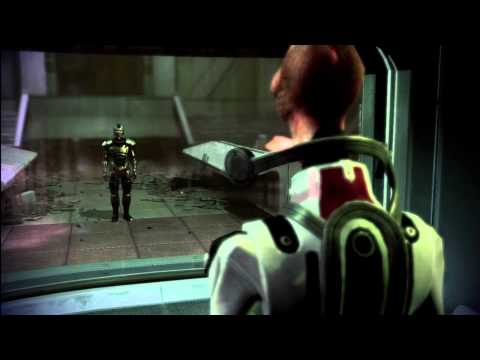 Mass Effect 3 Mordin's Death
